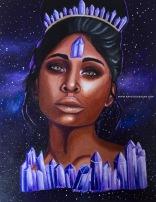 "11x14"" Acrylic on Canvas Panel"