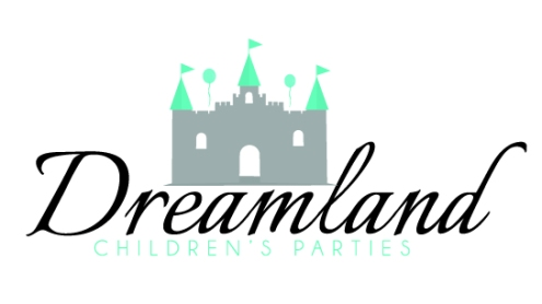Logo design for Dreamland (sister entity of The Dream Creator)